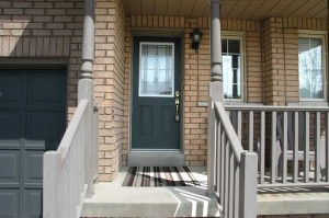 Front Entrance, 3 Bedroom, Townhome for Sale