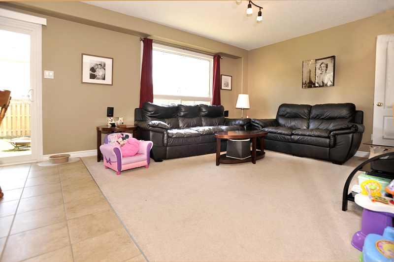 Orangeville semi detached 3 bedroom home for sale for 3 bedroom with finished basement