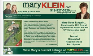 kind words, Mary Klein, Family