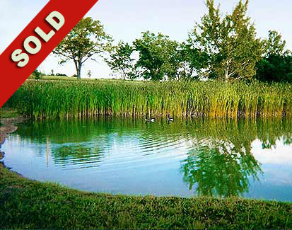 JUST SOLD - Contractors Bungalow on 10 Acres w/ Pond
