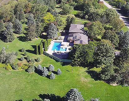 Caledon Estate Subdivision - 4-Bedroom on 2.5 Acres