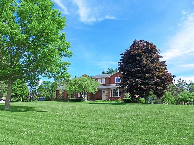 Orangeville Subdivision - 4 Bedroom on Mature 3/4 Acre Lot