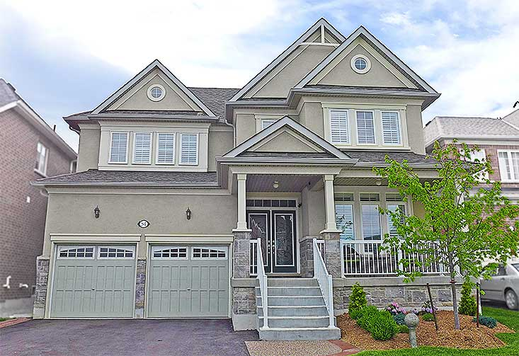 Gorgeous Caledon 4-Bedroom $$$$ in Upgrades