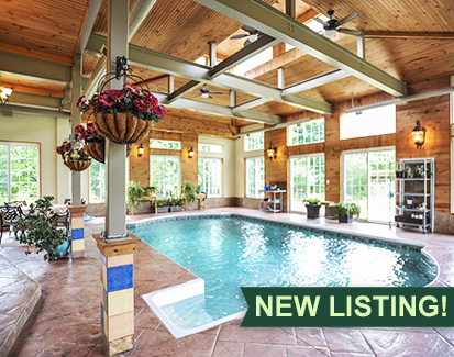 Magnificent 4+1 Bedroom on 2 Acres in Estate Subdivision