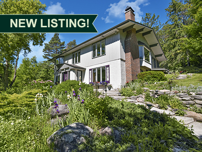 Caledon 1+2 Bedroom on 38 Majestic Acres w/ Trails, Gardens & More!