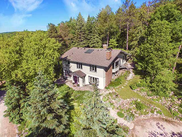 EXCLUSIVE! Caledon 1+2 Bedroom Bungalow on 38 Private Acres