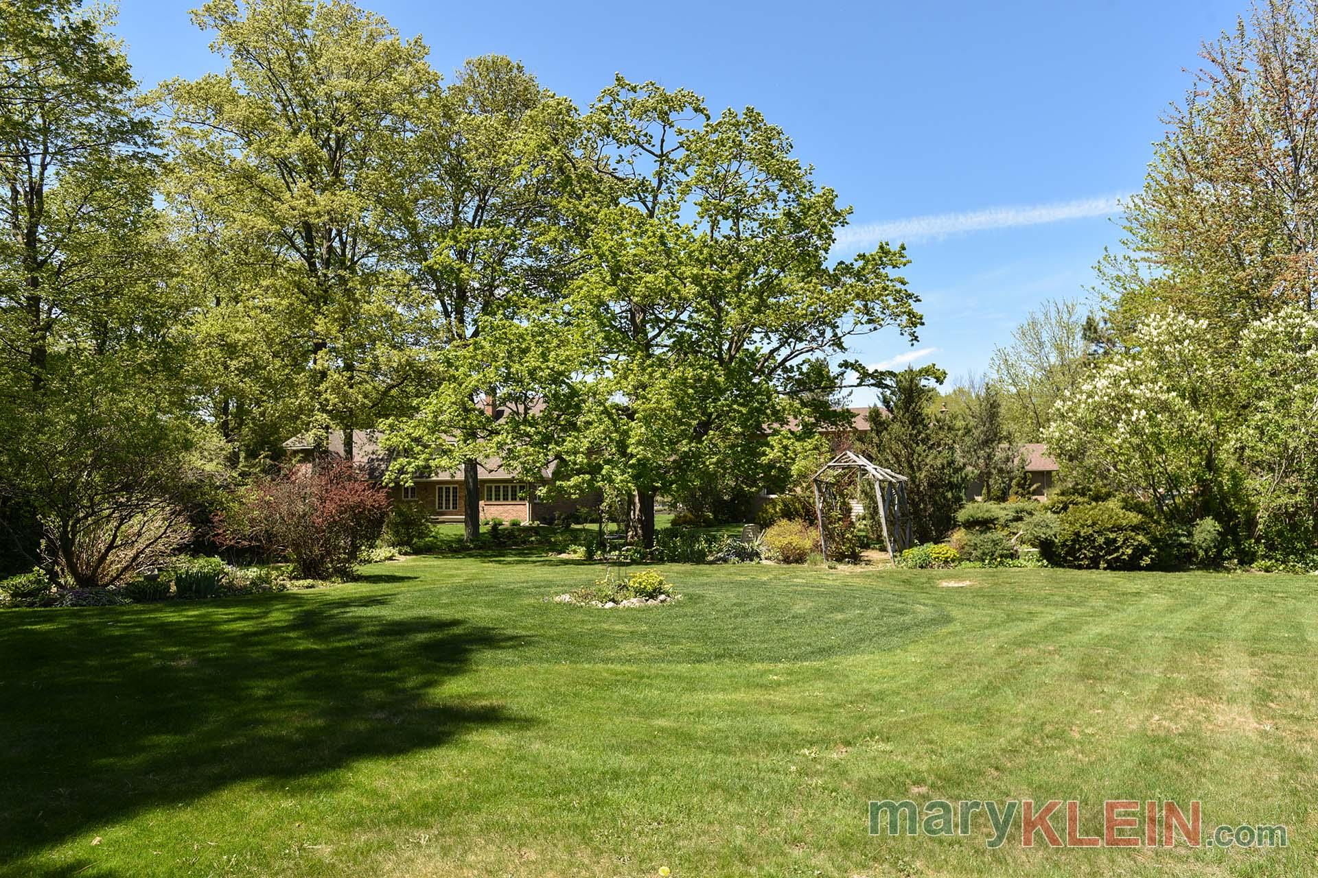 Backyard, Gardens