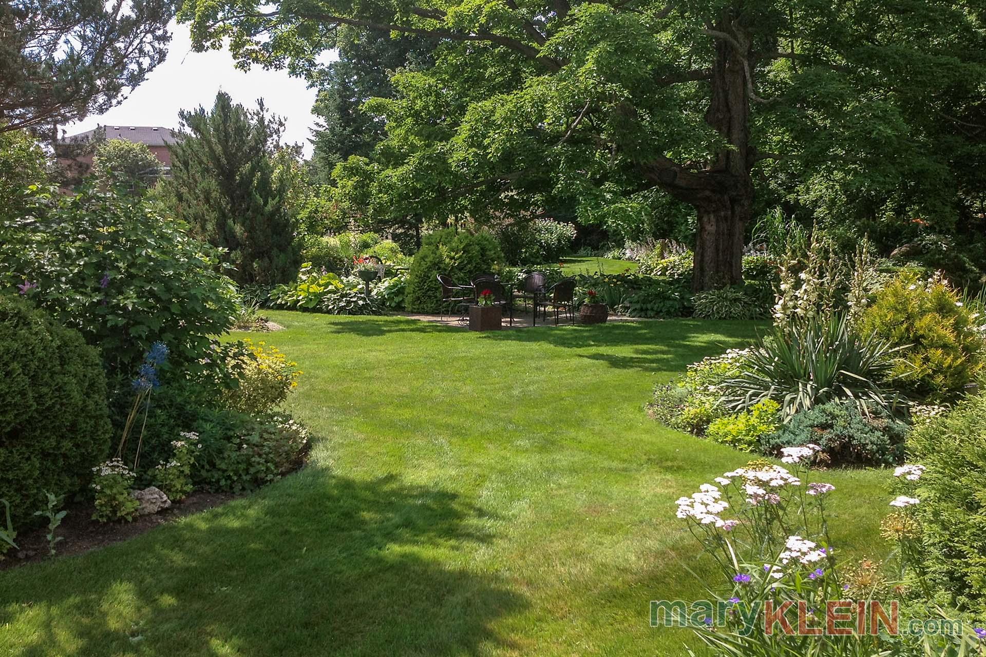 Perennial Gardens (Summer Picture)