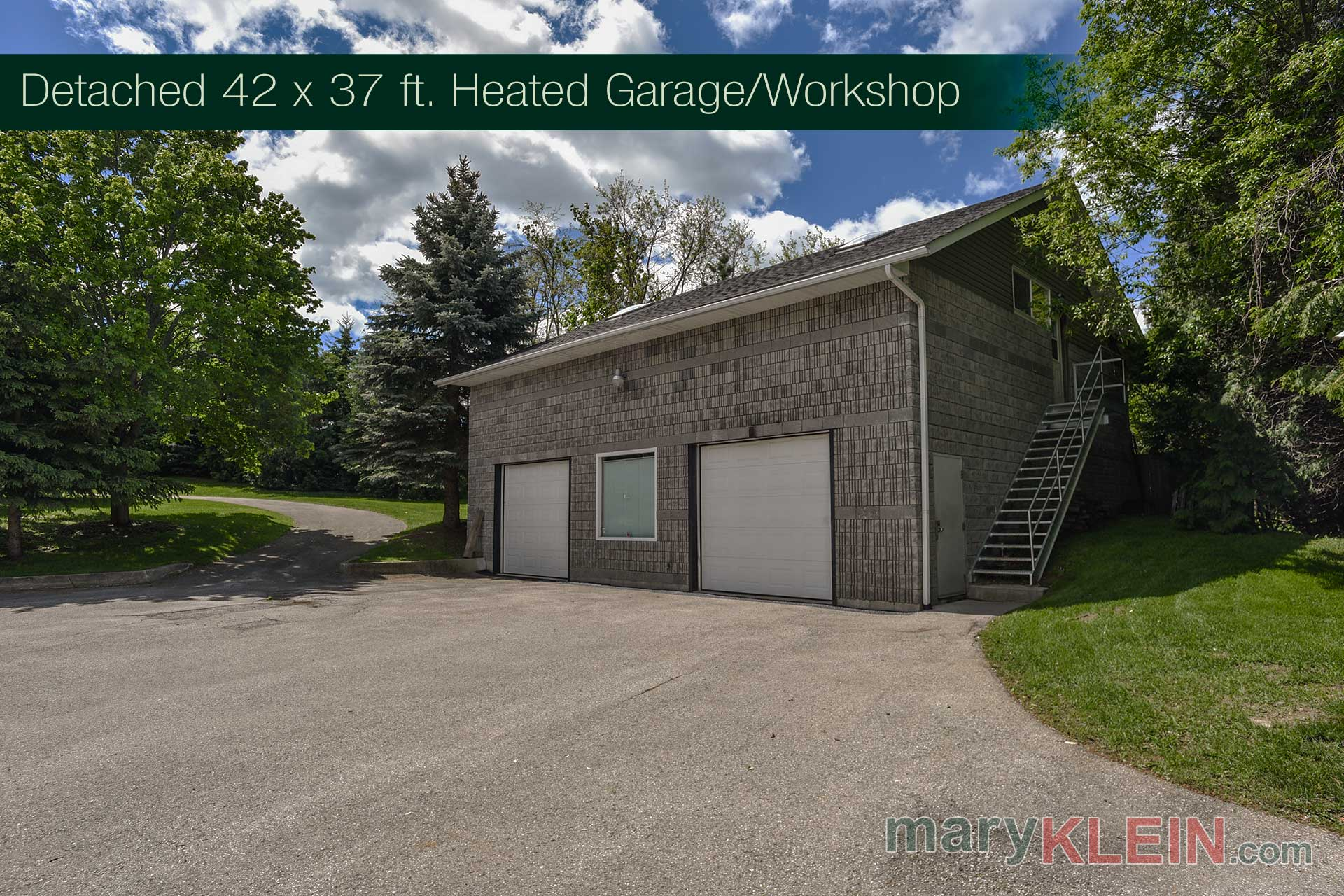 Detached Workshop, Garage, Man Cave,