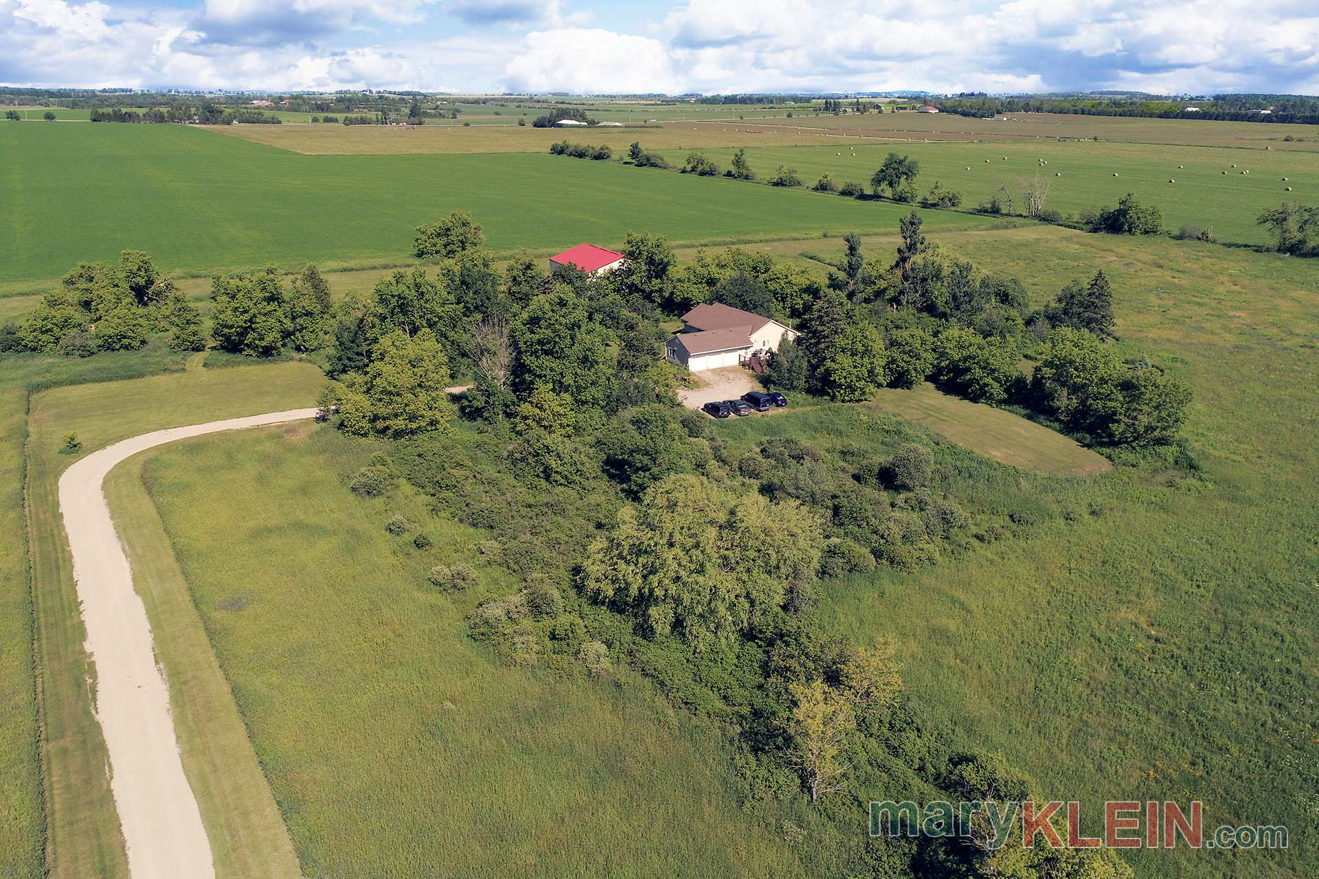 3-Bedroom Bungalow on 39 Acres, For Sale, Outside of Orangeville