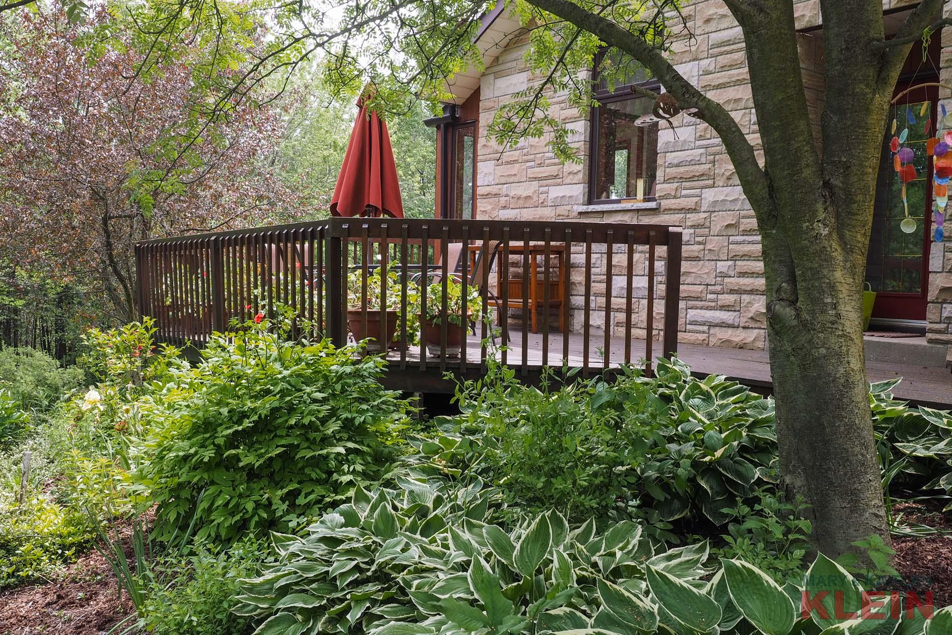 Summer Side Deck