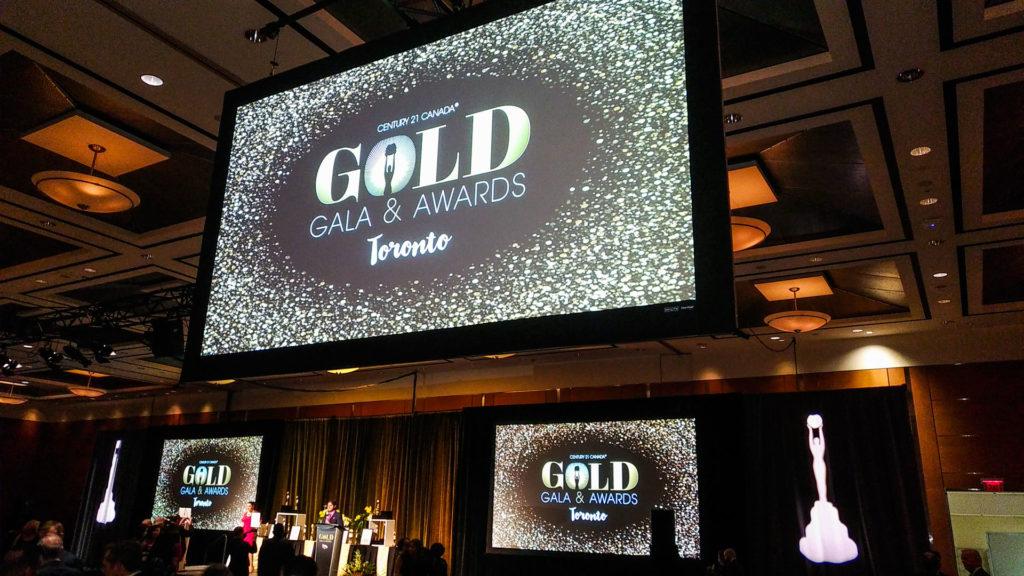 Gold, Gala Awards