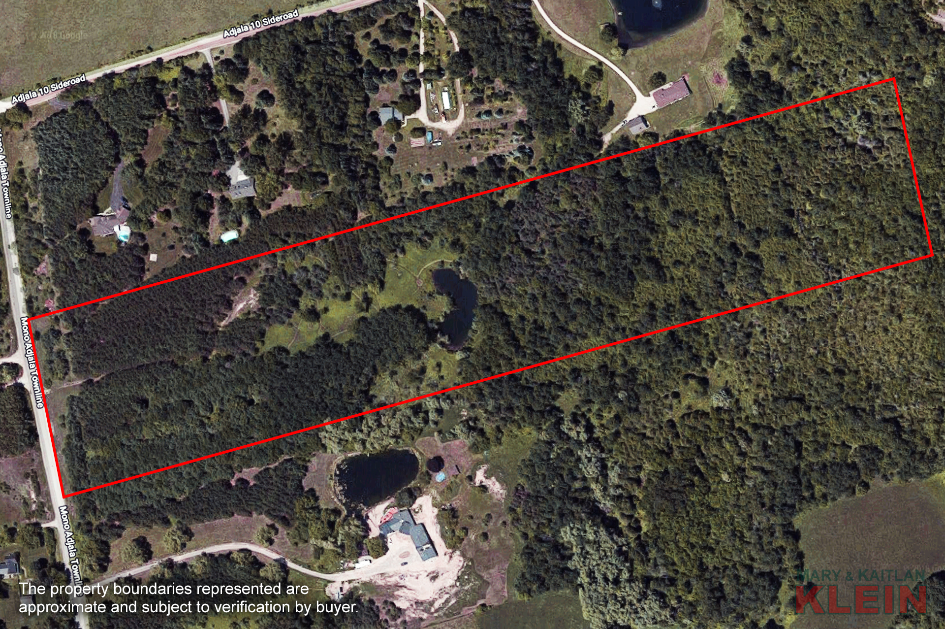 Vacant Land, 25 Acres, Forest, Pond
