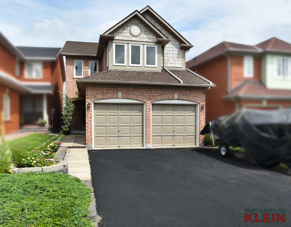 Brampton home for sale, 4 bedroom, kaitlan klein, mary klein