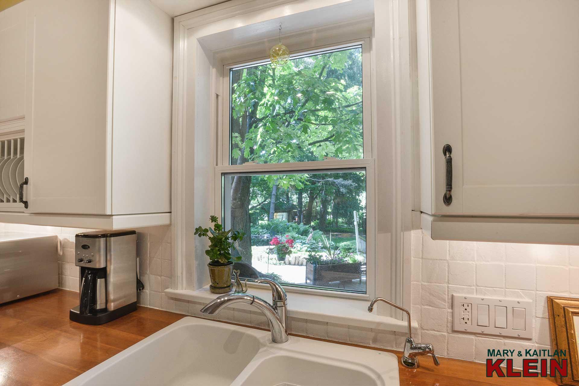 Kitchen Sink with Views