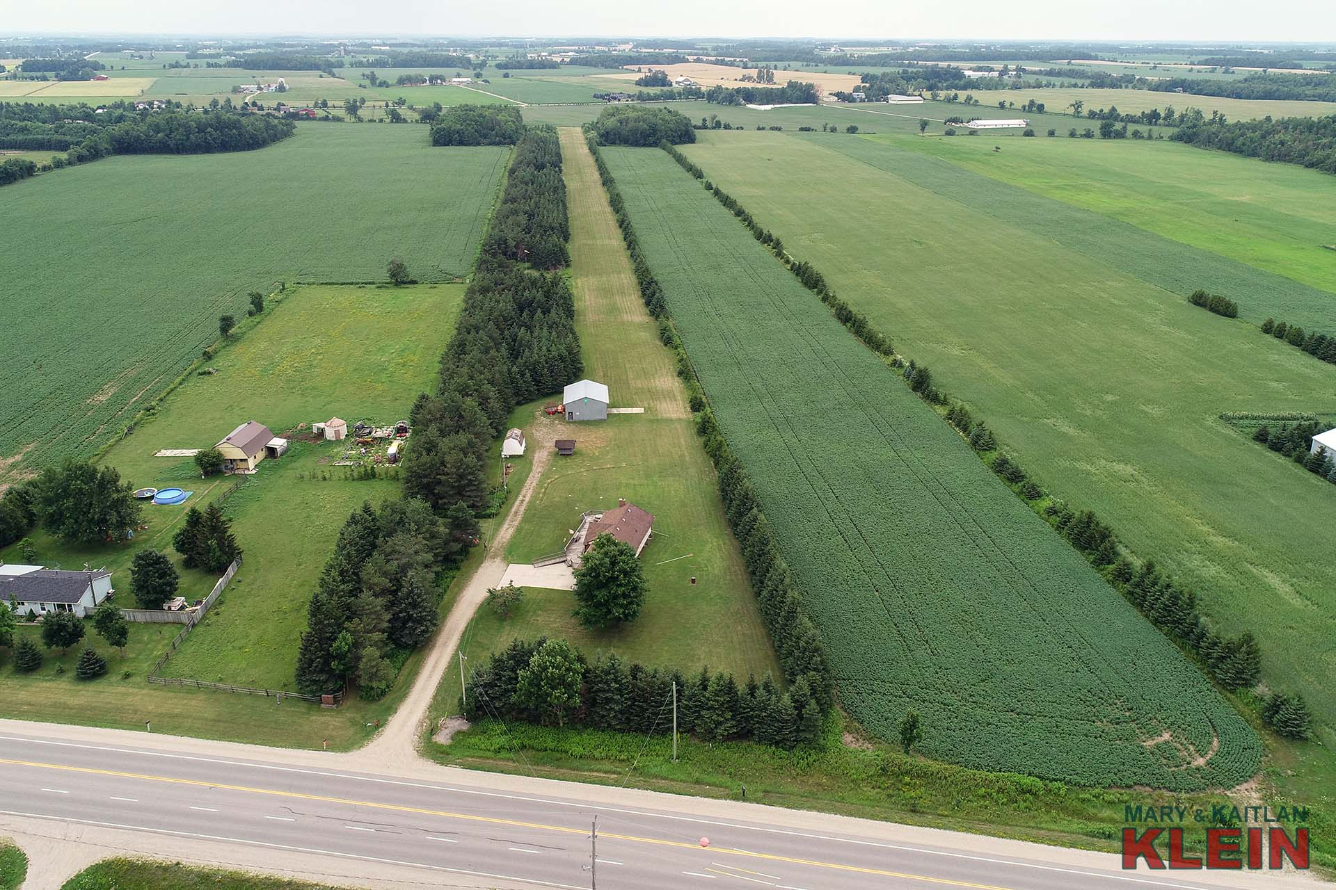 13+ Acres w/ Grass Landing Strip, Home For Sale, Arthur, Ontario