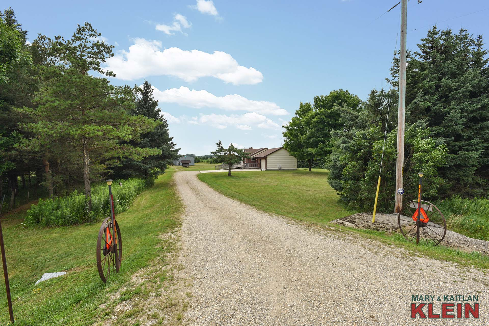 Bungalow on 13 Acres for sale