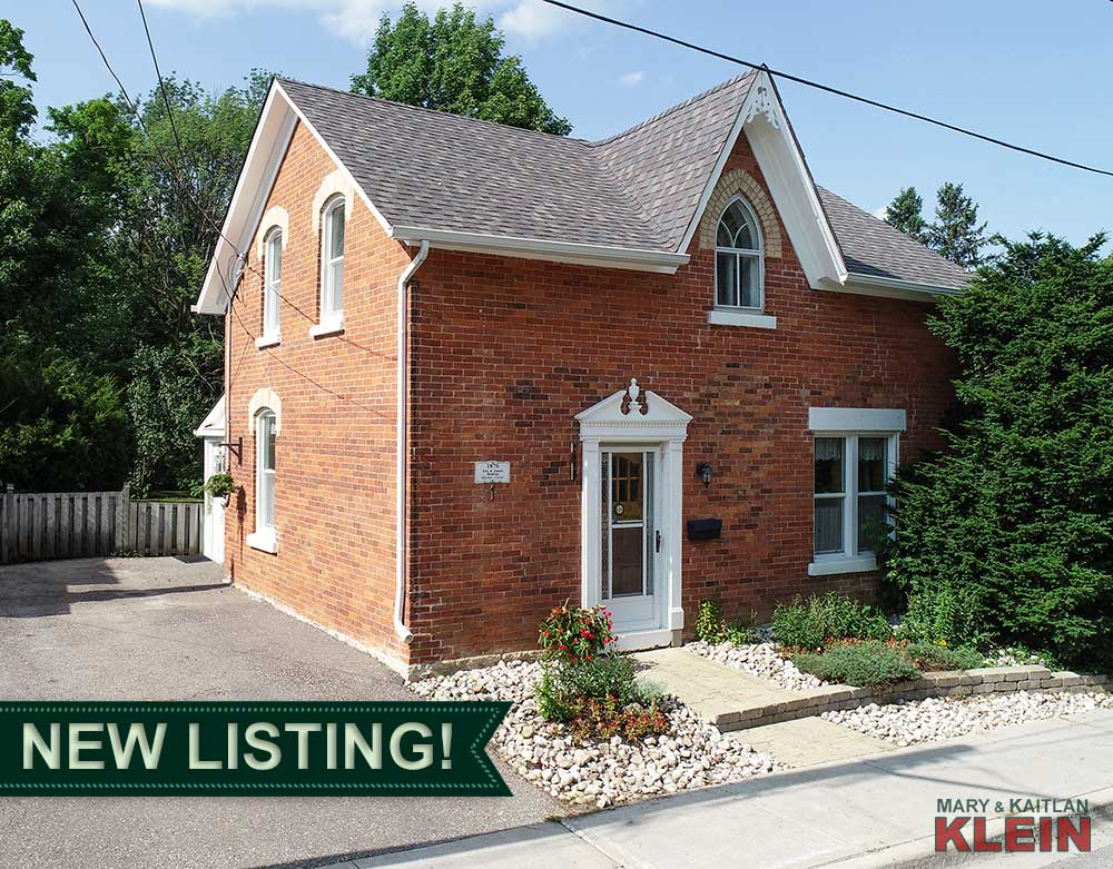 1 Parsons Street, Orangeville, On, Home For Sale