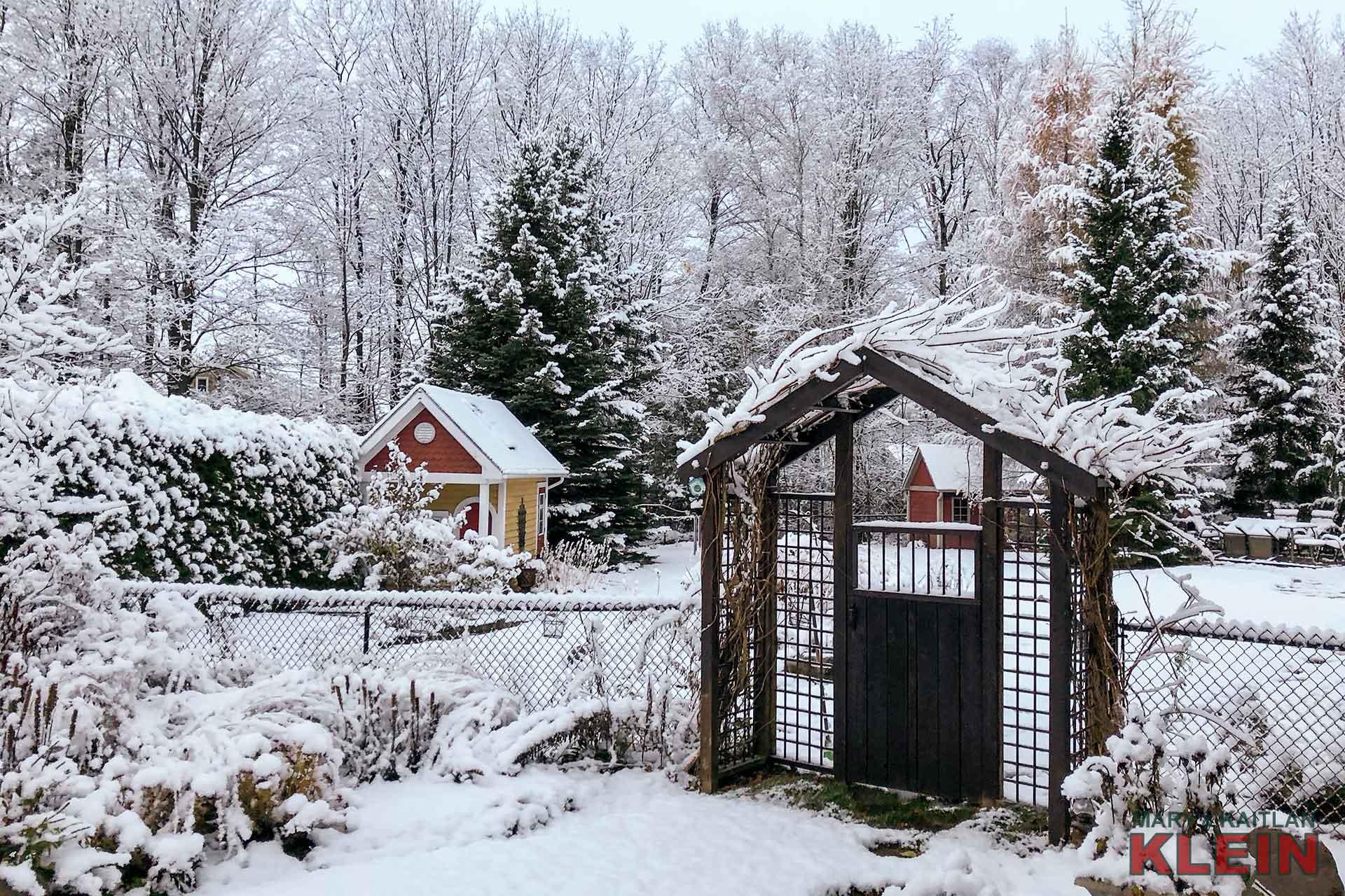 Snow Fall, Caledon, Home for Sale, Caledon East