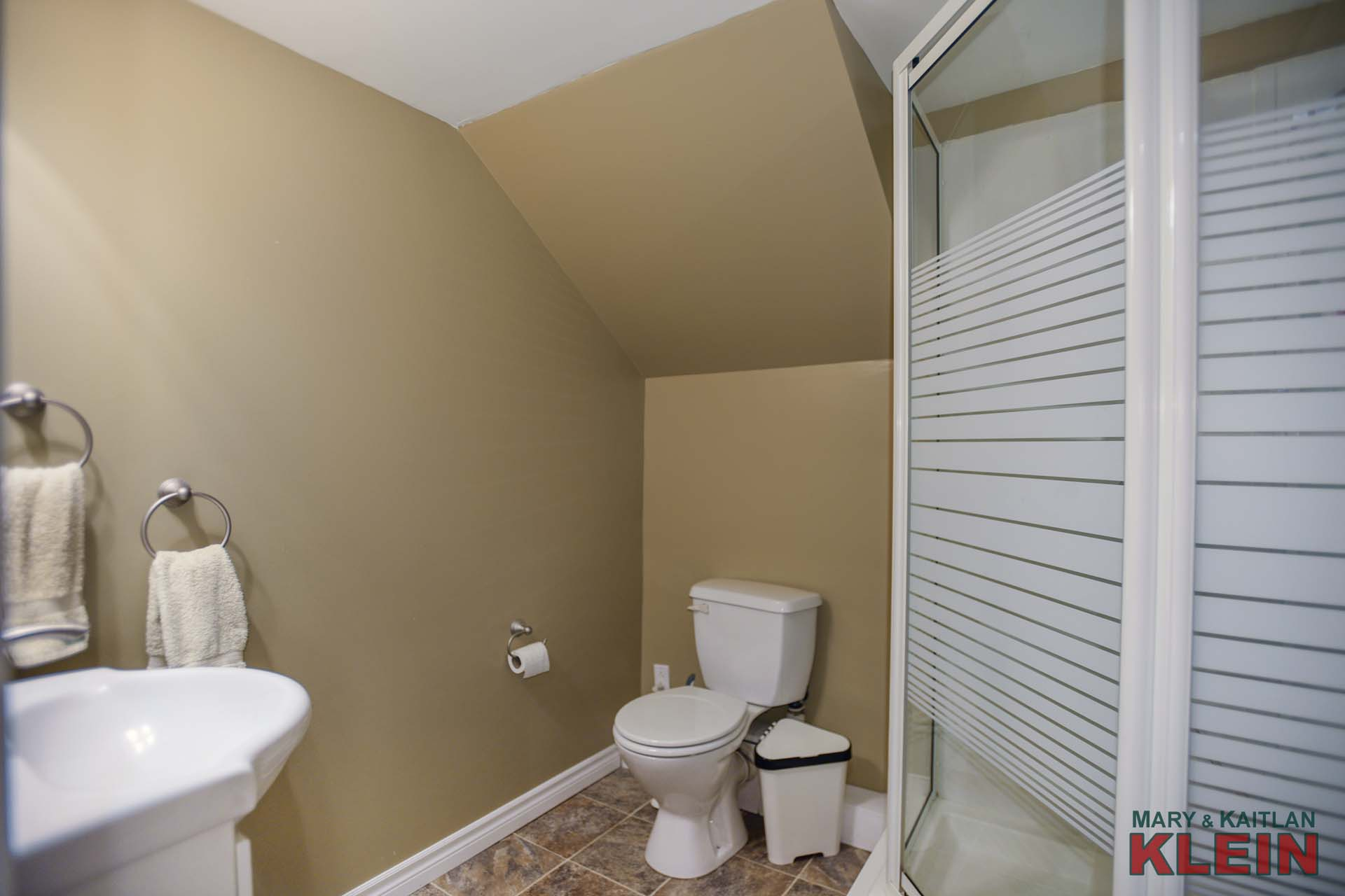 Lower LEvel 3 piece bathroom