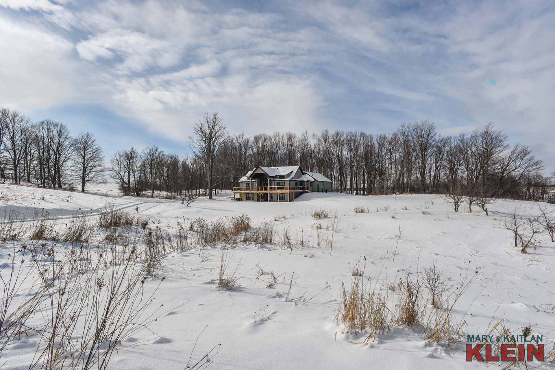 3-Bedroom Home for Sale in Mulmur on 24 Acres