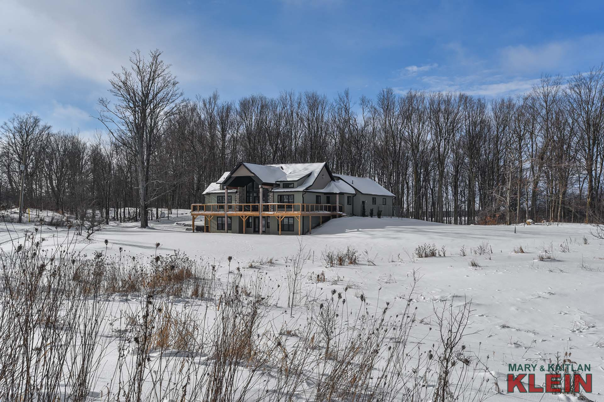 3-Bedroom Bungalow on 24.58 Acres w/ Pond