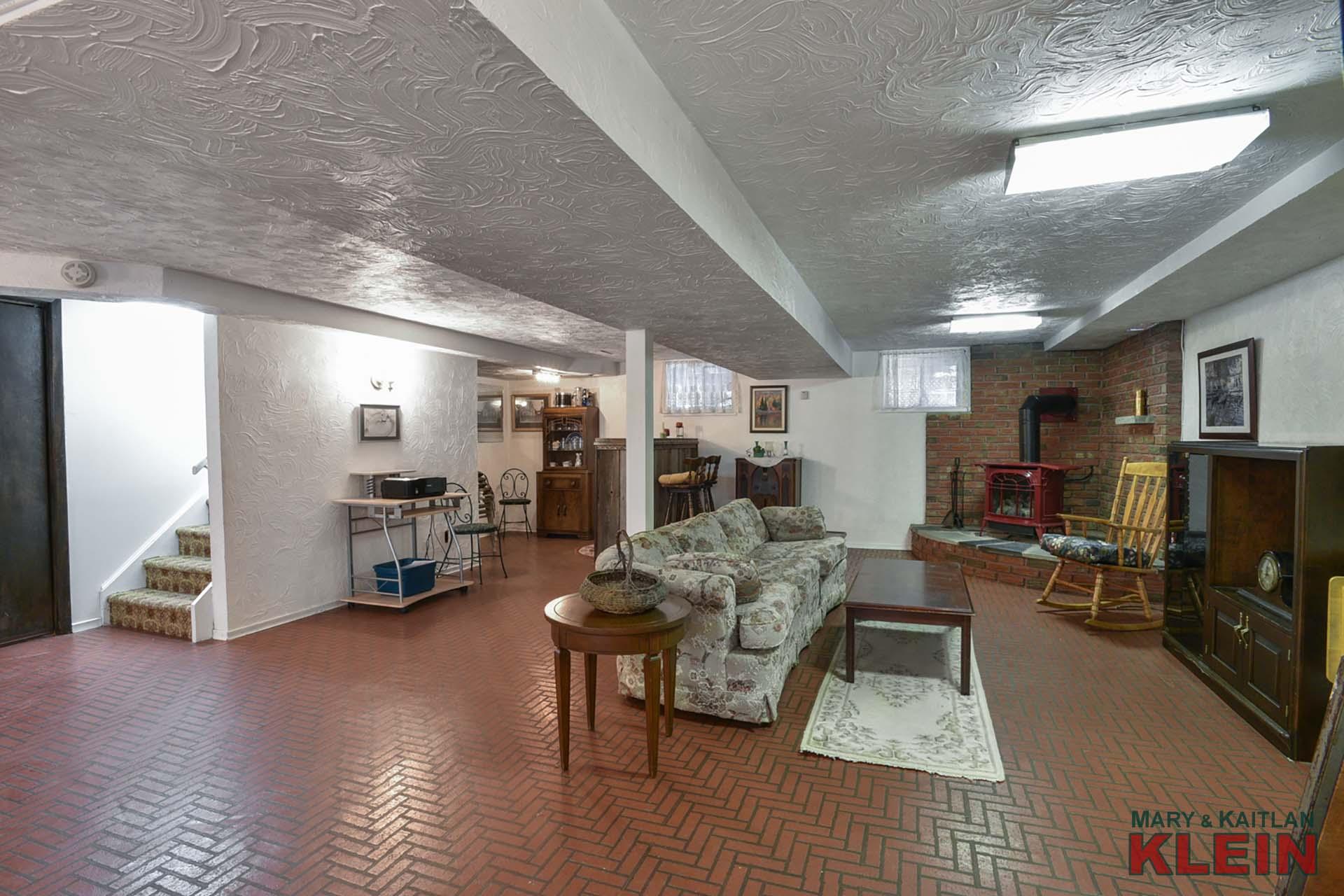 basement rec