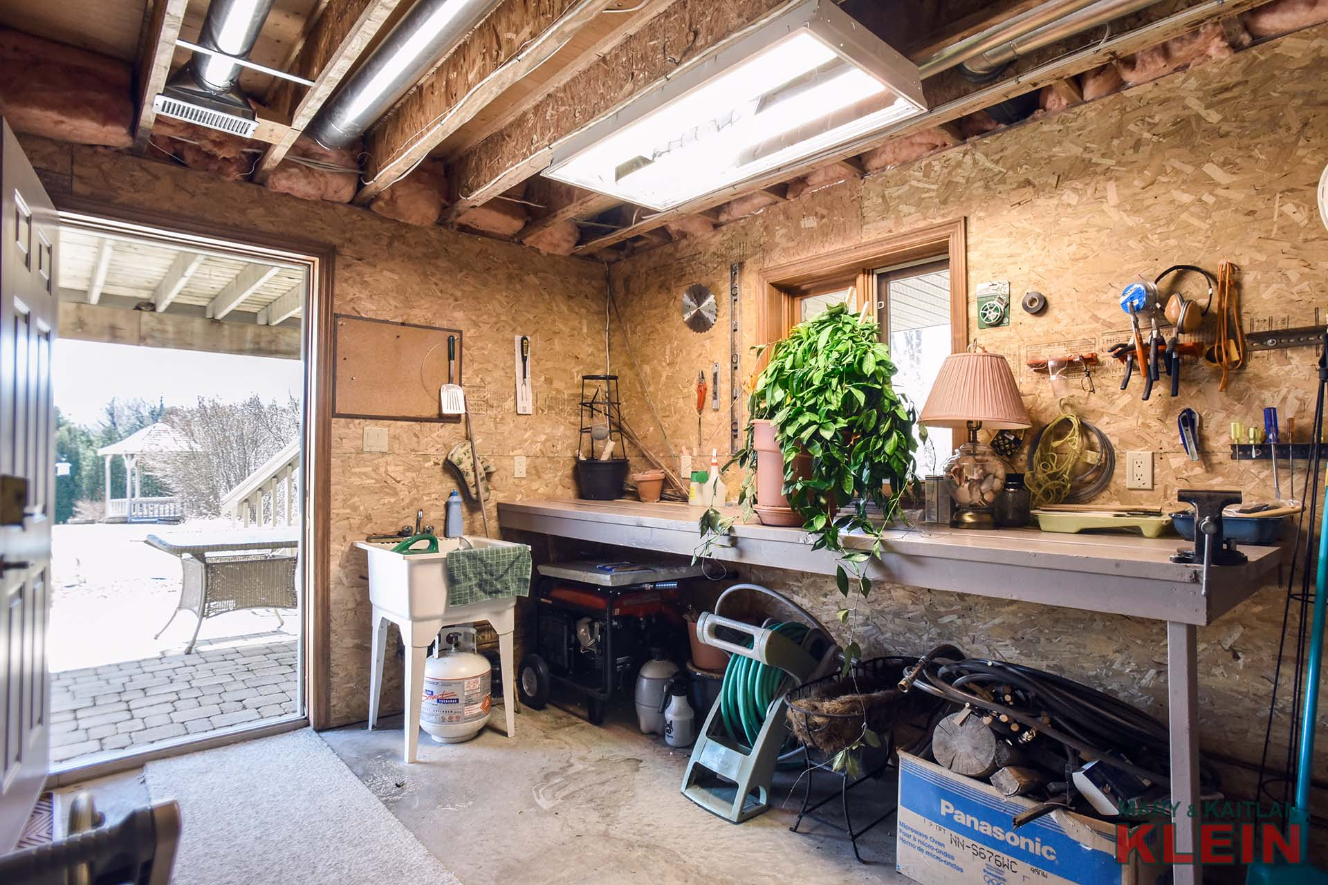 Potting Room or Workshop
