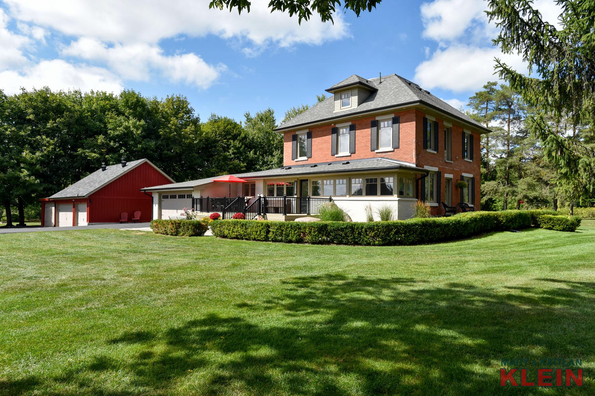 17552 Horseshoe Hill Road, Caledon Escarpment, 30 Acres for Sale, Klein