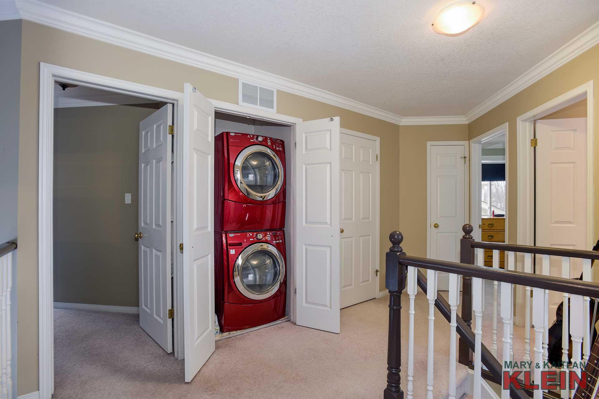 2nd Floor Landing, Laundry & Closets