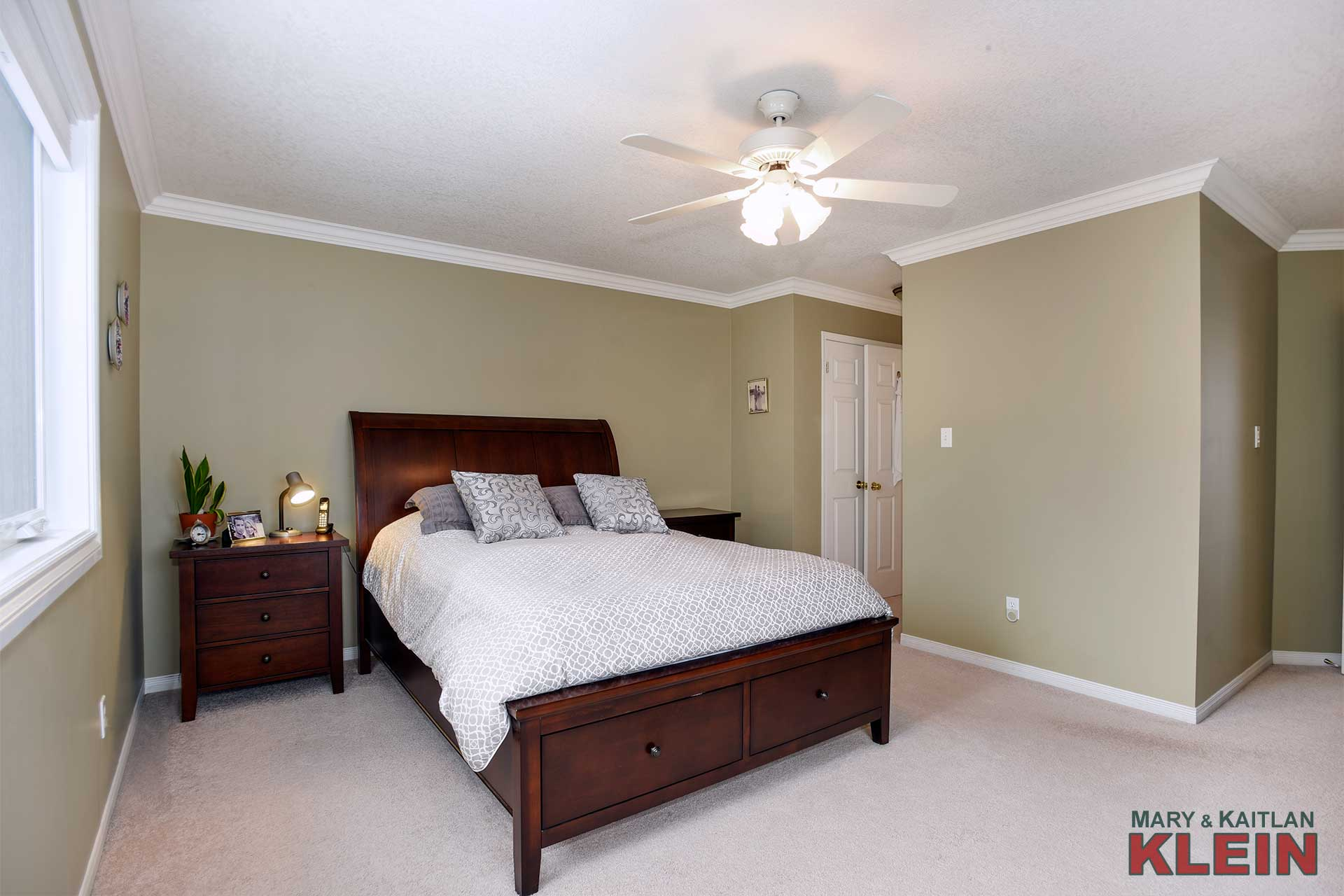 Master Bedroom - Conservation Views