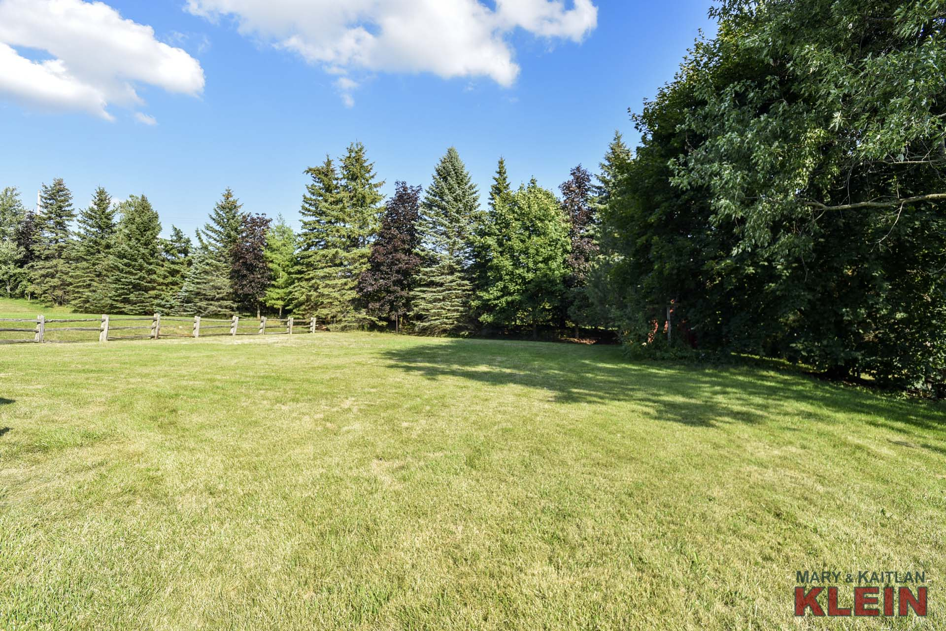 Mature Lot in Mistywood Subdivision