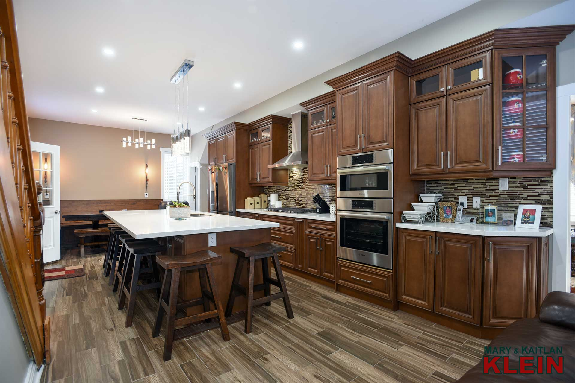 Kitchen, Maple, Century Home, Mono, ON