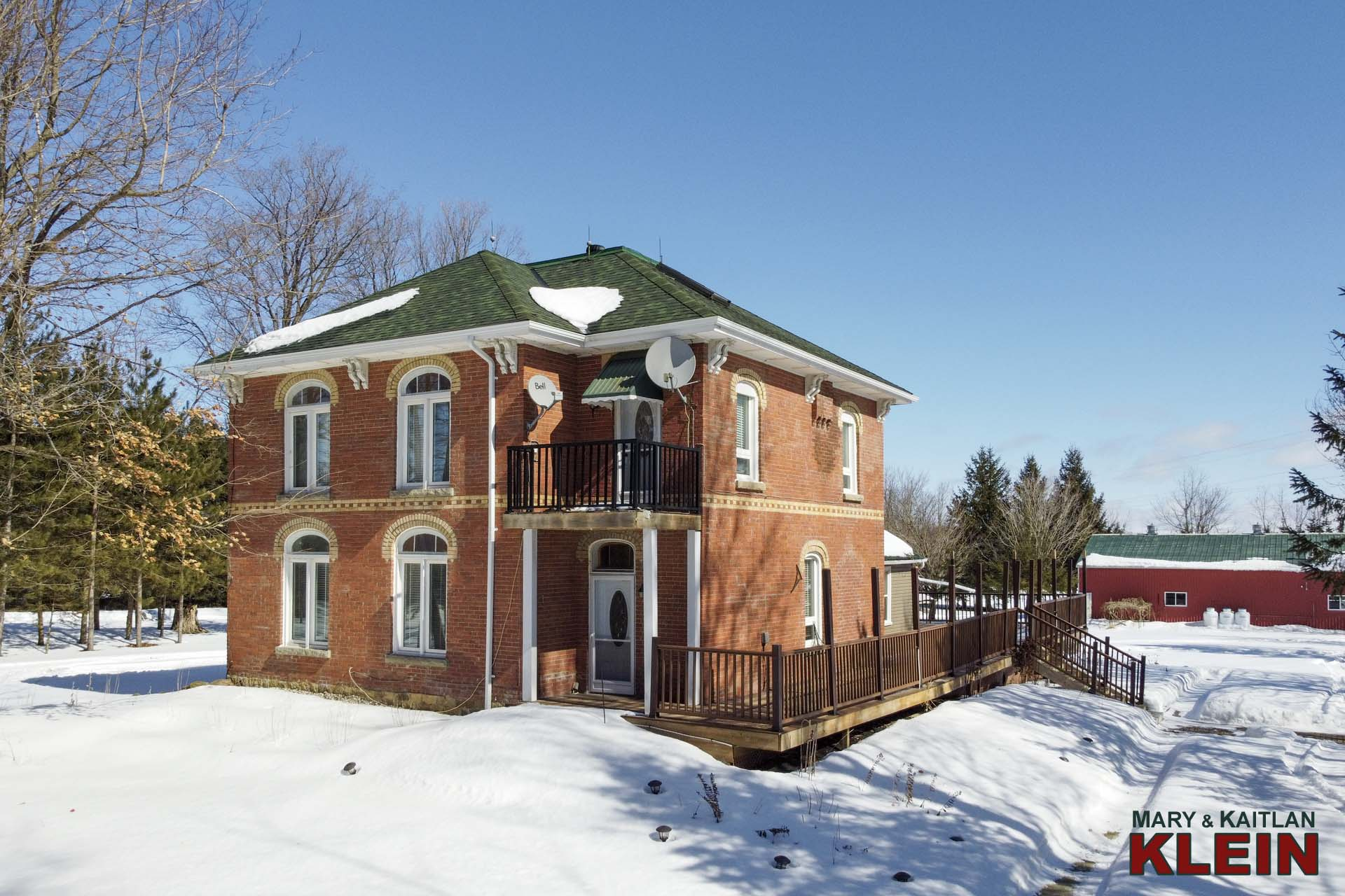 Century Home For Sale, Mono, Ontario, Orangeville, ON, Klein