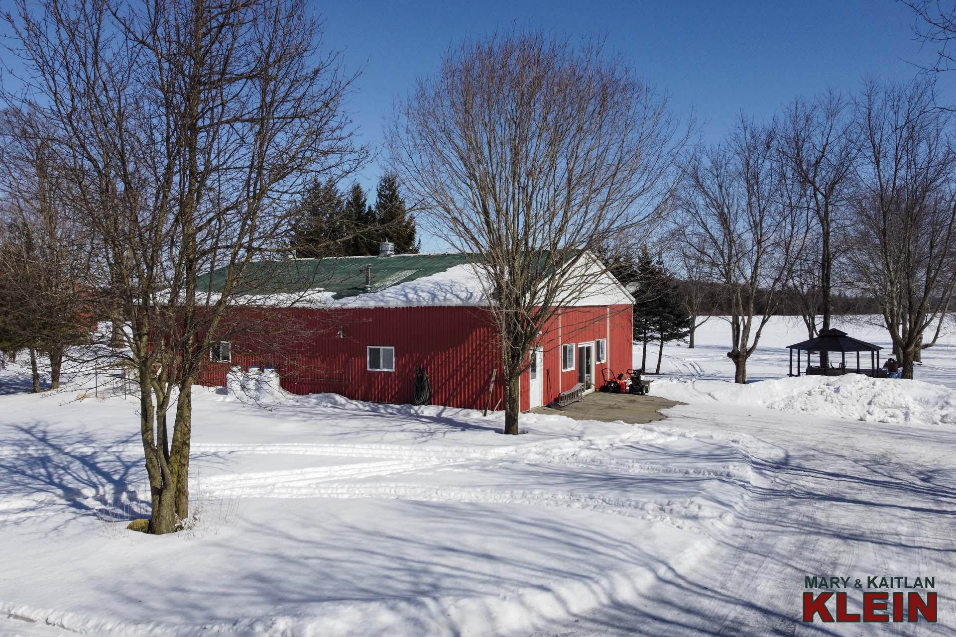 Outbuilding, Workshop, Farm, Mono, ON, North of Orangeville, Klein, Home for sale