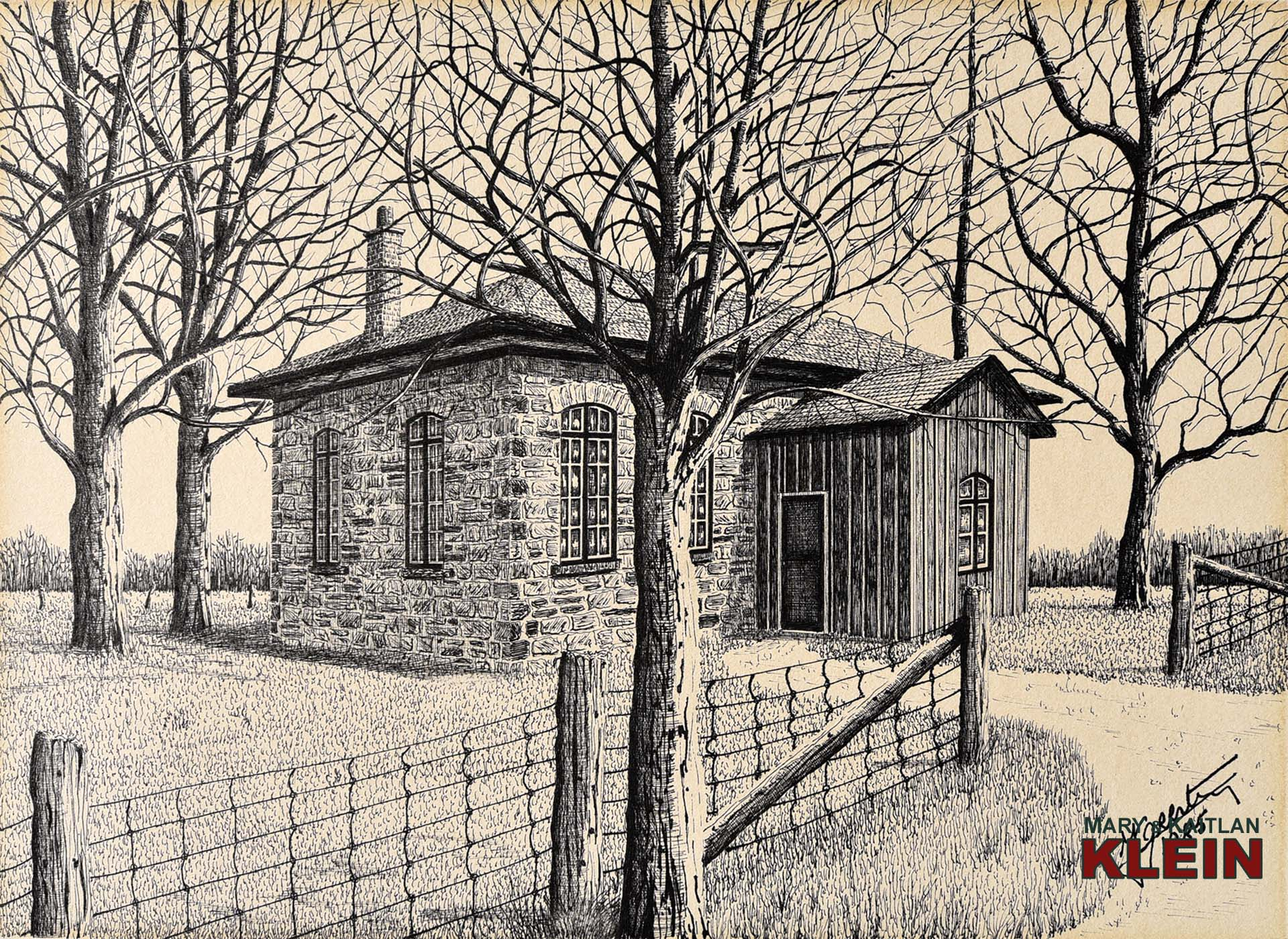 caledon rosehill schoolhouse