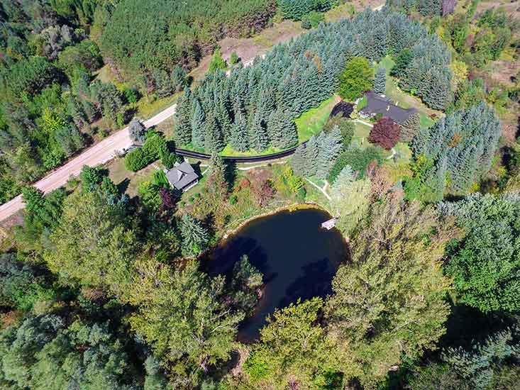 20 Acres, Mulmur, 2 Houses for sale, Multiple Family Residence